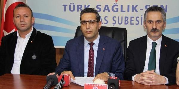 """HİZMET MAKAMI TEHDİT MAKAMI OLARAK KULLANILMAMALI"""