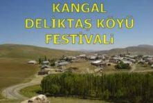 KANGAL DELİKTAŞ KÖYÜ FESTİVALi