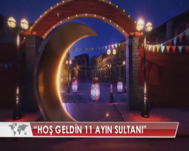 """""""HOŞ GELDİN 11 AYIN SULTANI"""""""