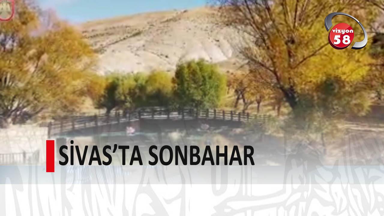 SİVAS'TA SONBAHAR