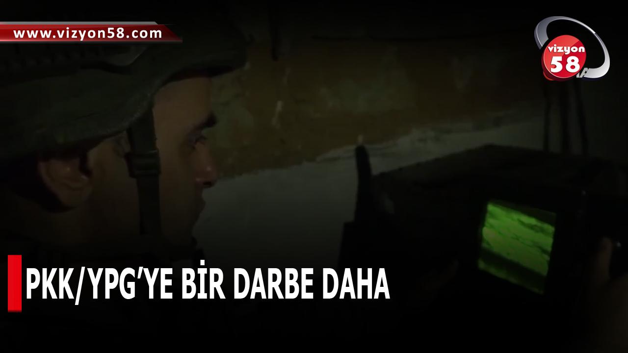 PKK/YPG'YE BİR DARBE DAHA