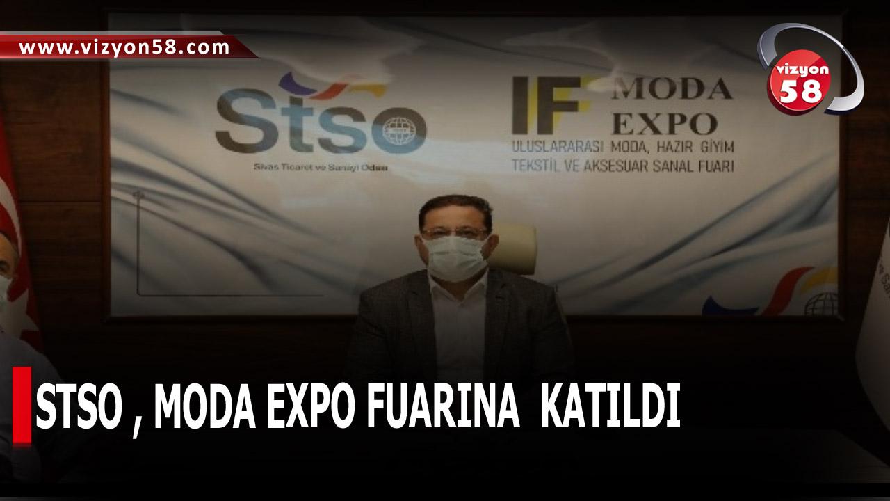 STSO , MODA EXPO FUARINA  KATILDI